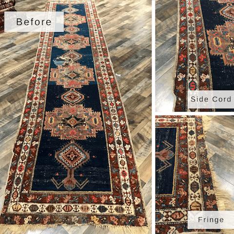 area rug repair orange county